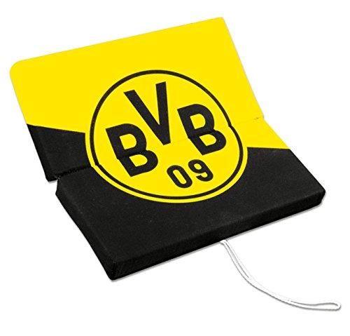 Borussia Dortmund Klappsitzkissen / Sitzkissen / Kissen / Stadionkissen BVB 09