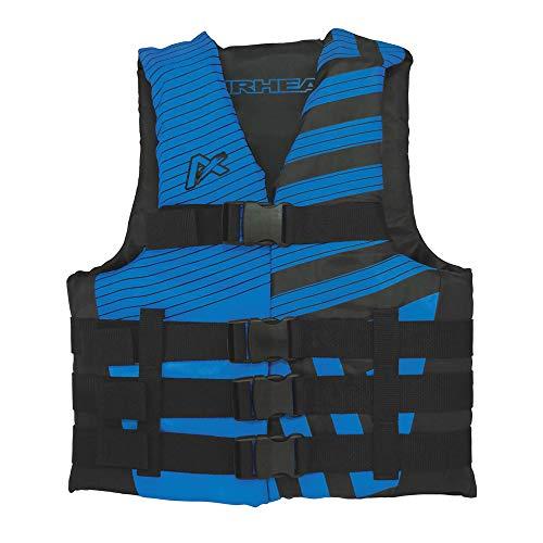 Airhead Men's Trend Life Vest-4X Large/6X-Large, Blue