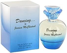 Dancing by Jessica McClintock Women's Eau De Parfum Spray 3.4 oz - 100% Authentic