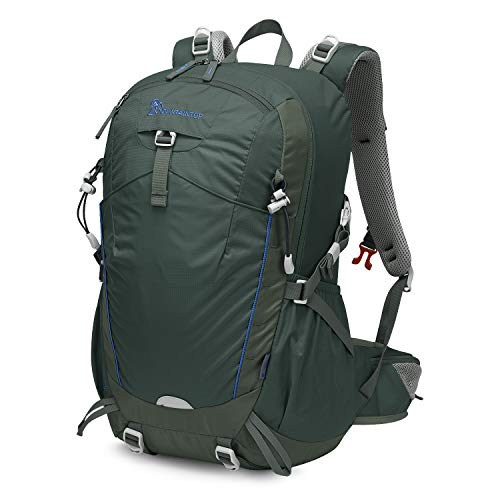 MOUNTAINTOP 28/35 Liter Rucksäcke Damen Herren Backpack Wanderrucksack Trekking...