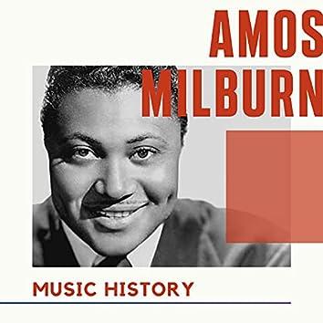 Amos Milburn - Music History