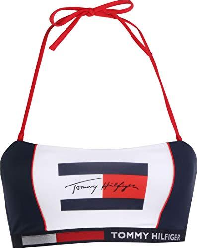 Tommy Hilfiger Damen Bikinioberteil Marine (300) M