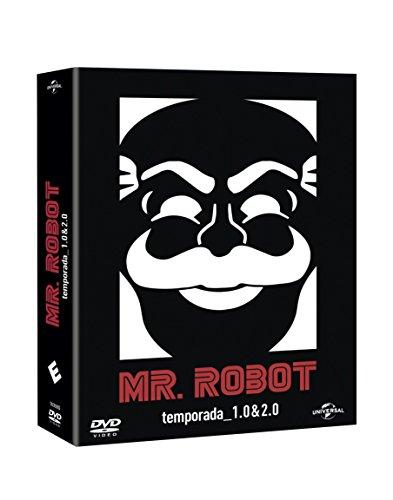 Mr. Robot - Temporadas 1-2 [DVD]