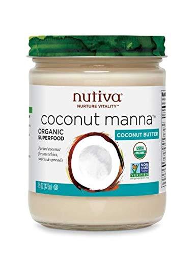 Nutiva(ヌティバ)『マナ ココナッツバター』
