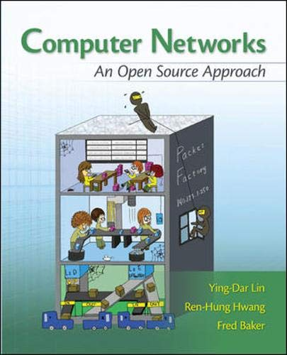 Computer Networks: An Open Source Approach