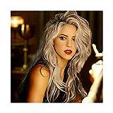 Shakira Beautiful Star Art Poster Schauspieler Ölgemälde