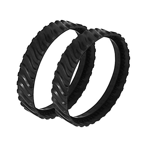 AMI PARTS R0526100 MX8 MX6 Swimming Pool Cleaner Replacement Tire Track Wheel for Baracuda Pool Cleaners(2pcs)