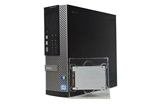 中古パソコン デスクトップ SSD 240GB搭載(新品換装) DELL OptiPlex 7010 SFF CPU:第3世代 Core i5-3470 3....