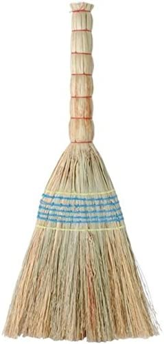 """high quality Mexican Style Corn Broom 27.5""""x12""""X2"""" Heavy Duty Commercial outlet sale 100% Corn 2021 Broom online sale"""