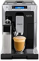 De'Longhi Eletta Cappuccino Fully Automatic Coffee Machine, ECAM45760B, Black