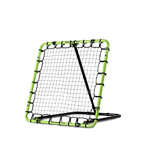 EXIT Tempo Multisport Rebounder 120x120cm - grün/schwarz
