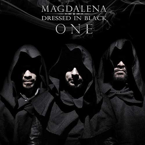Magdalena Dressed In Black