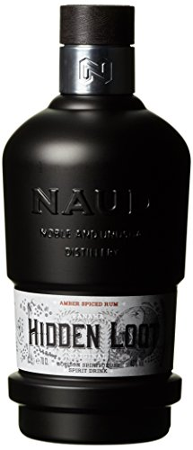 Naud HIDDEN LOOT Amber Spiced Rum (1 x 0.7 l)