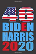 Biden Harris 2020 - Joe Kamala Harris 2020 Retro Vintage: Biden Harris 2020 6x9 120 Page Notebook Journal Diary Note Book ...