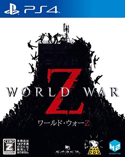 WORLD WAR Z - PS4 【CEROレーティング「Z」】 【Amazon.co.jp限定】オリジナルカスタムテーマ(メインビジュアル) 配信 同梱