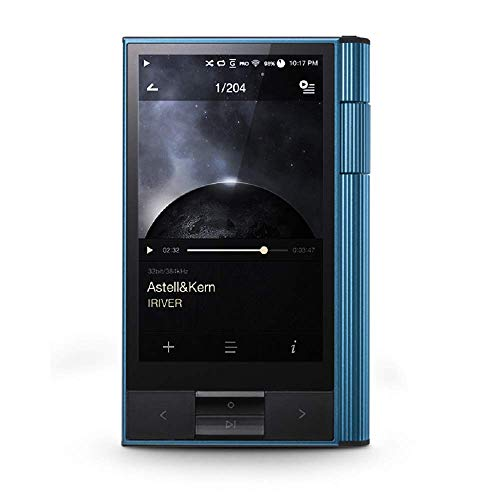 Astell /& Kern 3ppr118/C-cmtsn1/Reproductor HD Hi-Res con Audio DAC 8/Canales ESS Plata