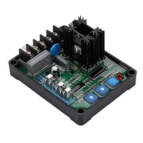 Fockety Grupo electrógeno regulador de Voltaje, generador regulador de Voltaje automático, Entrada...