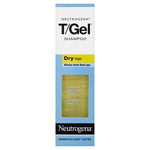 Neutrogena T/Gel Dry Hair Shampoo x 125ml