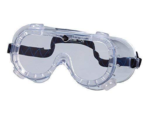 Visualizzazione Completa Protezione degli occhi Occhiali Occhiali protettivi indirettamente klarsicht Occhiali TECTOR EN166
