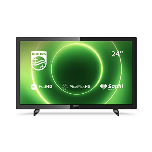 "PHILIPS 6800 Series 24PFS6805/12 TV 61 cm (24"") Full HD Smart TV Wi-Fi Nero 6800 Series 24PFS6805/12, 61 cm (24""), 1920 x 1080 Pixel, LED, Smart TV, Wi-Fi, Nero"