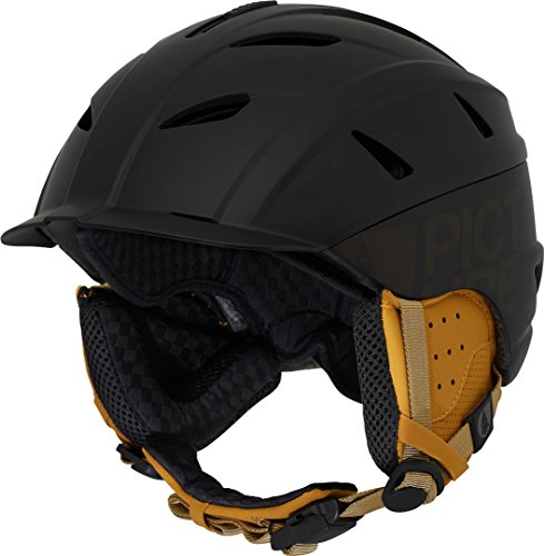Casque De Ski Picture Omega Helmet Black