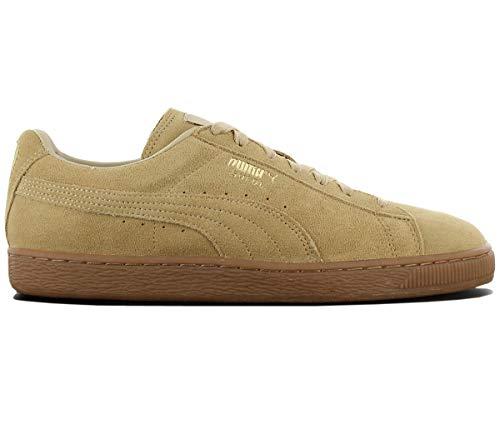 Pums Suede Classic+ 363242-19 Calzature Sportive Marrone Scarpe da Uomo Sneaker Taglia: EU 44 UK 9.5