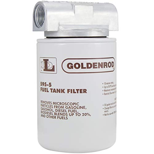 goldenrod fuel tank filter - 6