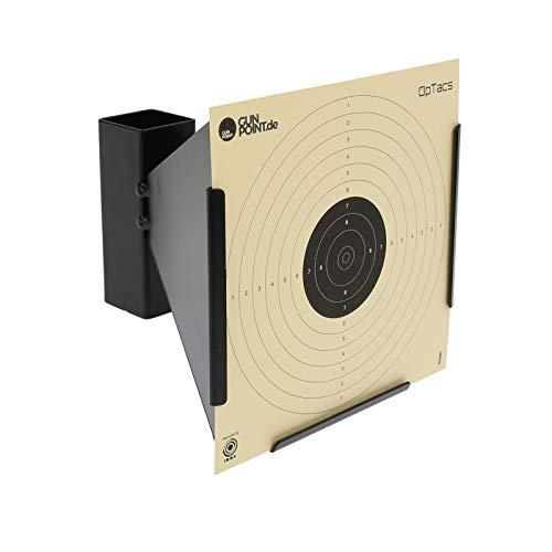 OpTacs - Kugelfang 17x17 cm Trichter aus Metall