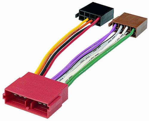 Phonocar 4/624 Câble pour autoradio ISO Citroën/Peugeot Multicolore