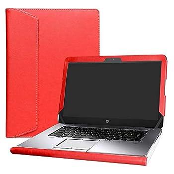 Alapmk Protective Case Cover for 15.6  HP EliteBook 850 G4 G3/EliteBook 755 G4 G3 Series Laptop [Warning Not fit EliteBook 850 G5 G2 G1/EliteBook 755 G5 G2],Red