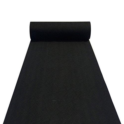 Xi Man Shop tapijt zwart tapijt loper loper voor hal trap partij bruiloft bruiloft Aisle tapijt loper origineel