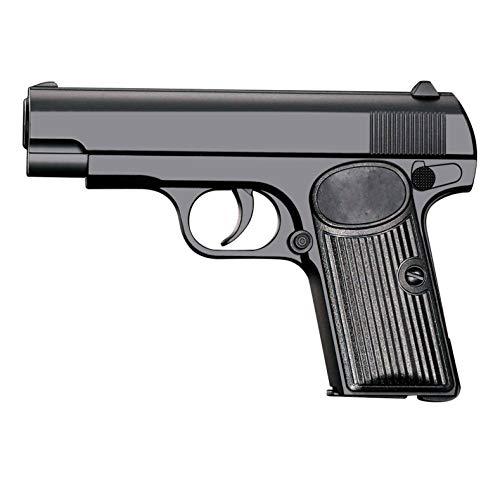 Pistola Airsoft Full Metal Rayline RV8 presión Resorte