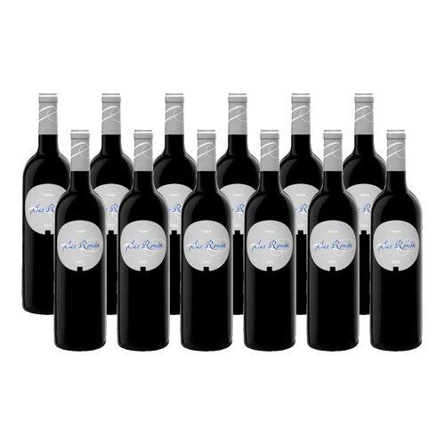 San Roman - Vino Tinto - 12 Botellas