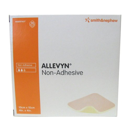 Smith & Nephew Melolin Pack 10 Pflaster hydrocellulaire nicht Kleber 5 cm x 5 cm