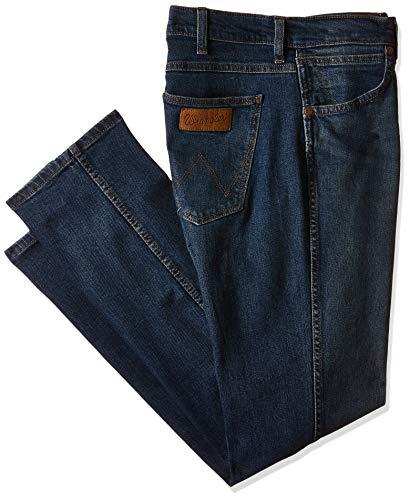 Wrangler Herren Greensboro Regular Jeans, Indigo Wit 25F, 40W / 30L