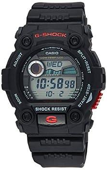 Casio Men s G7900-1 G-Shock Rescue Digital Sport Black Resin Watch