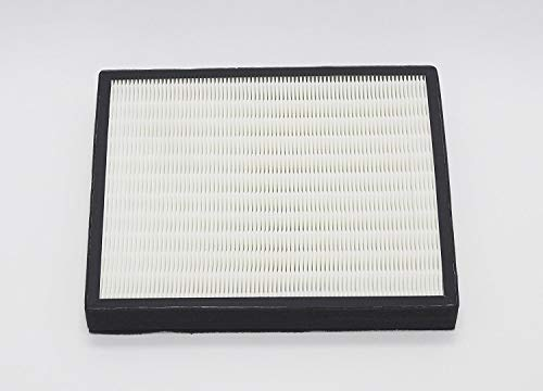 Find Discount LifeSupplyUSA 5 Pack HEPA Filter Compatible with Alen BF15A HEPA-Pure Replacement Filt...