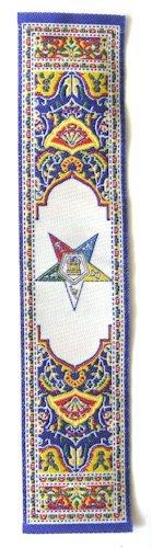 Order of The Eastern Star Masonic Bookmark - [7'' x 2'']