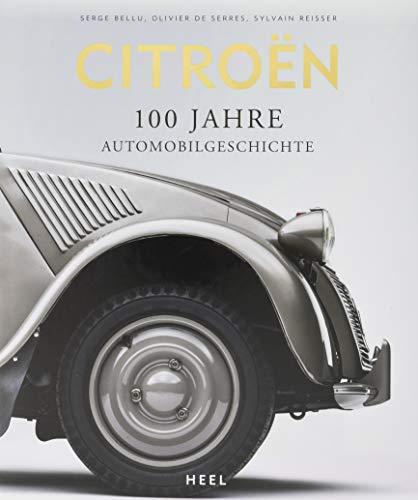 Citroën: 100 Jahre Automobilgeschichte