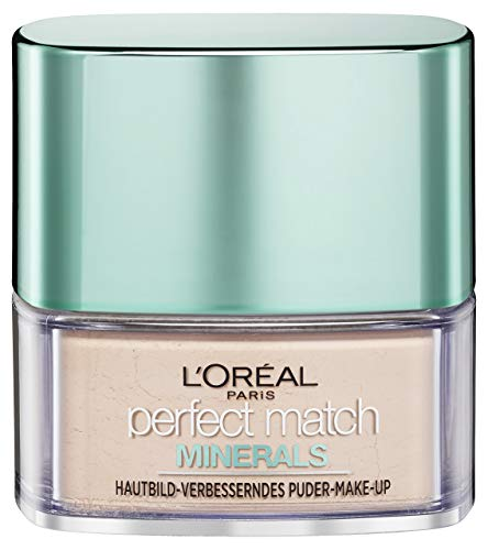 L'Oréal Paris Perfect Match Minerals Ivoire 1R/1C, 10 ml