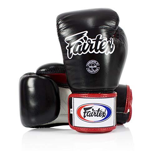 Fairtex BGV1 Muay Thai Boxing Training Sparring Gloves