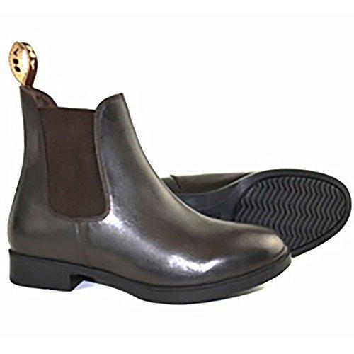 HyFOOTWEAR Durham Jodhpur-Boots: Braun: 2