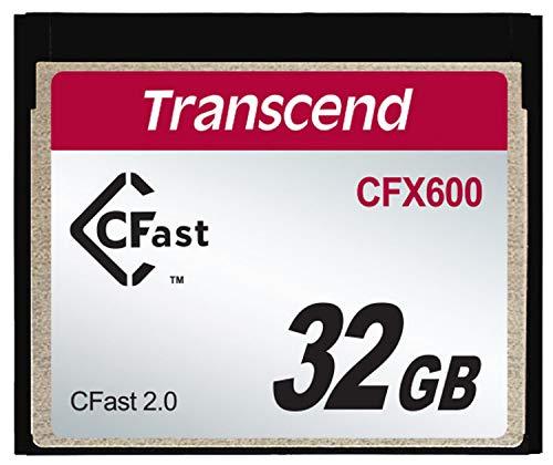 トランセンドジャパン 業務用/産業用 組込向けCFastカード32GB CFast 2.0 MLC NAND採用 高耐久 3年保証 TS32GCFX600