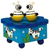 Spieluhrenwelt 43774 Die Zebras -
