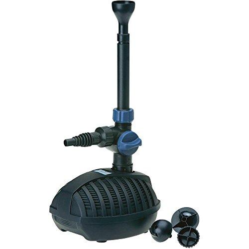 "Wasserspielpumpe ""Aquarius Fountain Set"" 25 Watt"