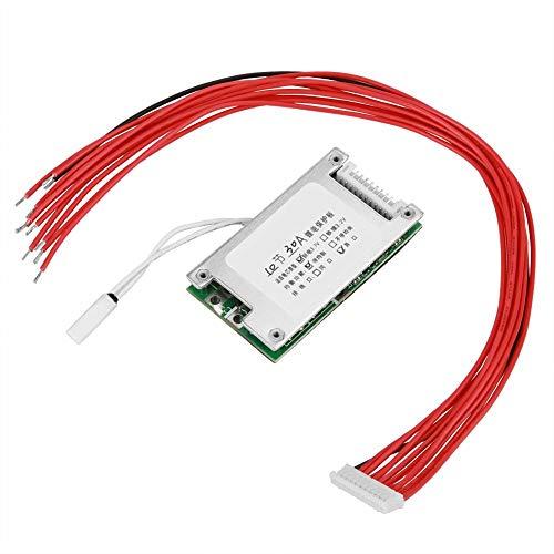 Schutzplatine, 10S 36V 30A Li-Ion Zelle 18650 Batterieschutz BMS-Platine mit Balance-Funktion