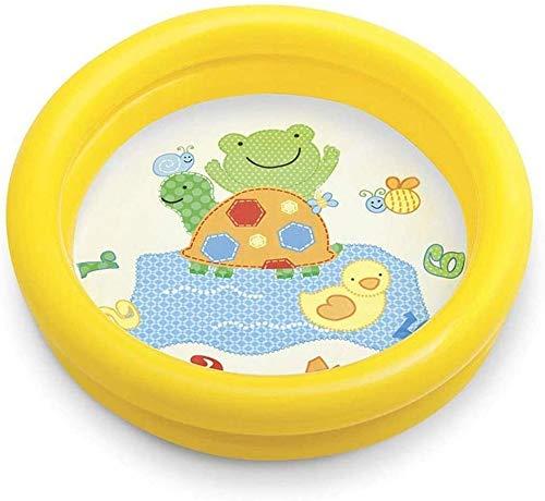 YAOHONG Folding Schwimmbad, aufblasbares Kinderschwimmbecken, Ozean Ball Pool, Planschbecken, Sandkinderbecken, Badewanne Kinder Partyspielzeug