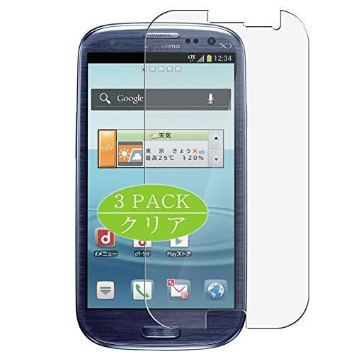 VacFun 3 Piezas HD Claro Protector de Pantalla Compatible con Samsung I9301I Galaxy S3 Neo, Screen Protector Sin Burbujas Película Protectora (Not Cristal Templado) New Version