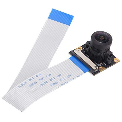 Módulo de cámara de 8MP Módulo de cámara Gran Angular de 160 ° Soporte de Chip IMX219 Visualización Nocturna Reconocimiento Facial Resolución de 3280x2464