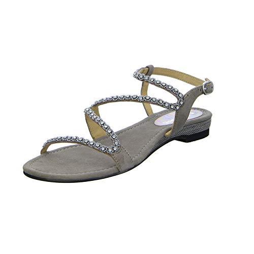 Lazamani 85.028 Damen Sandalette bis 30mm Absatz, Größe 38
